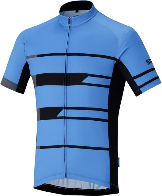 Shimano Team SS Jersey Men blue